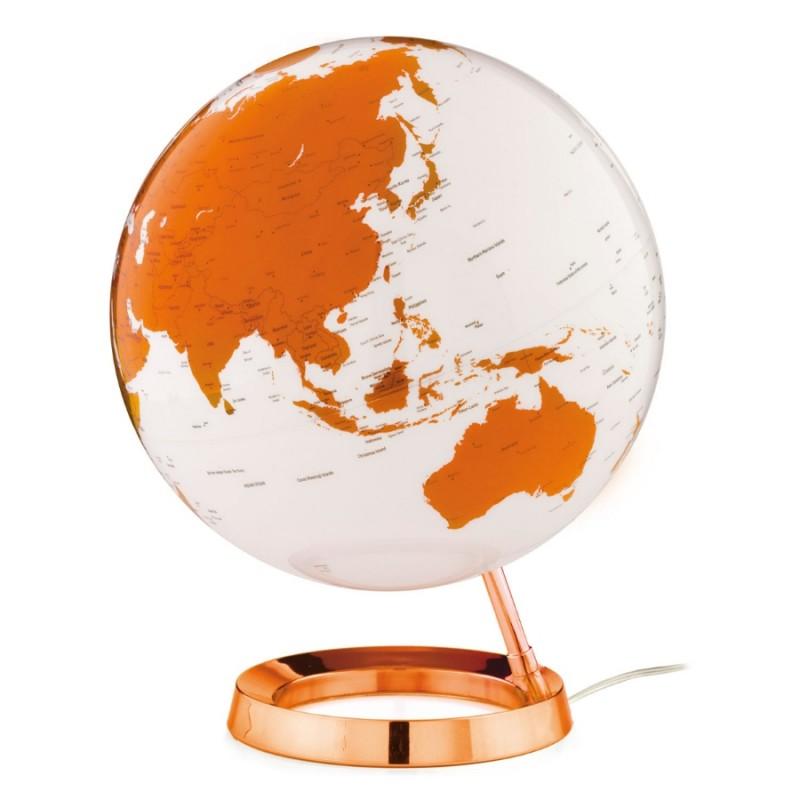 online retailer 49b28 168fc Mappamondo - Hot Tangerine